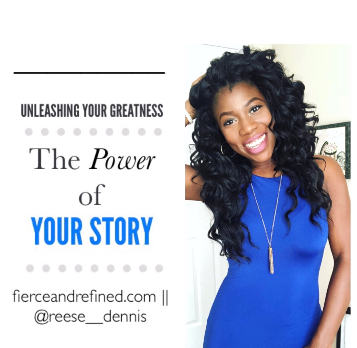 "Unleashing Your Greatness || Week 2 ""The Power of Your Story"""
