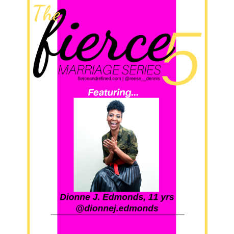 Fierce 5 Dionne revised