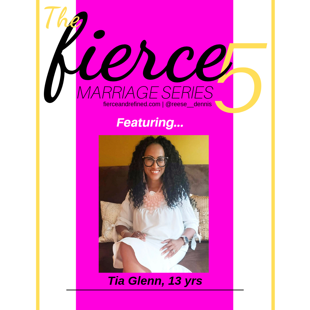 Fierce 5 Tia Glenn